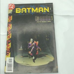 DC Comics Batman #570 (Oct 1999) DaMaggio Joker